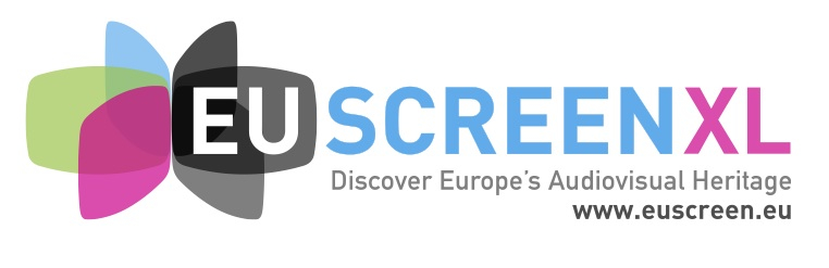EUscreenXL project logo