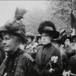 Funeral Procession of the Woman Who Dared (1913)