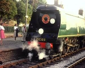 Bluebell line 1976 - 77