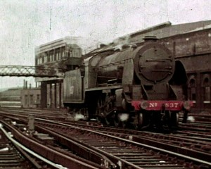 [Trains and Transport] (1930s - 1950s)