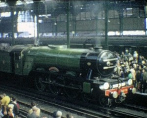 [Steam Engines and Train Transport in the South East] (1960s)