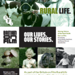 Britain on Film Rural Life flier front