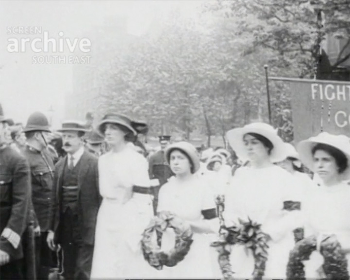 Funeral of the Woman Who Dared (4 June 1913; 14 June 1913)