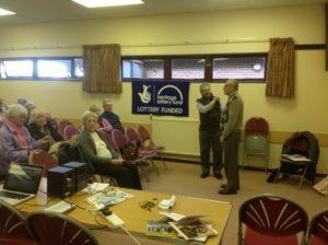 SASE talk at Rustington-Heritage-Society-