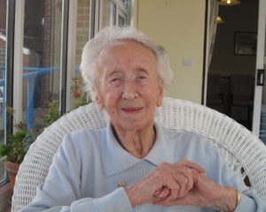 Joyce Wastell from 'Movies and Memories: Bognor Regis oral history compilation' (2013)