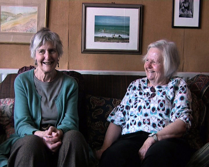 The 'Jocelyn and Gillian Emberton Oral History ' collection, April 2010