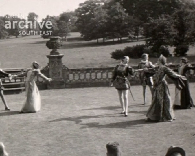 A still from [Beneden School; Pageant Play] (1934)