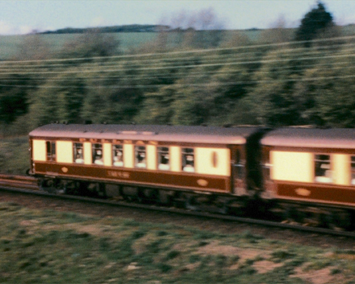 A still from [Southern Electric Brighton Belle Pullman] (1967)