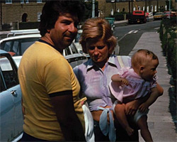 a still from [London Tourist Scenes; Bromley Home and Garden] (1976)
