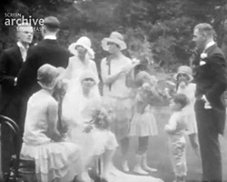 [Solar Eclipse; Visit in Ireland] (1927)