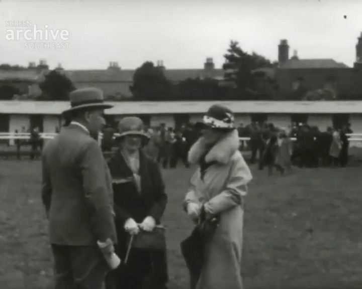 A still from [Dublin Horse Show] (ca.1930)