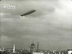A still from [Air Ship; London; Seaford] (ca.1931)