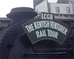The LCGB  Kentish Venturer Rail Tour (1962)