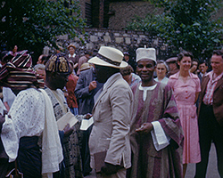 Festival Celebrations In Canterbury (1951)