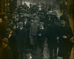 A Still from [Godalming Church Parade & Ambulance Presentation] (1911 & 1917)