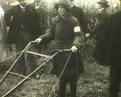 A Still from Surrey Women War Workers