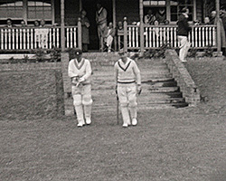 A still from Cricket at St. Davids (ca.1953)