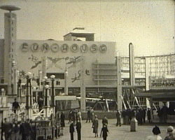 A Still from [At the Seaside] (ca.1935) - The Funhouse, Blackpool