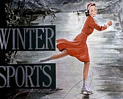 A still from 'Winter Sports' (1939)