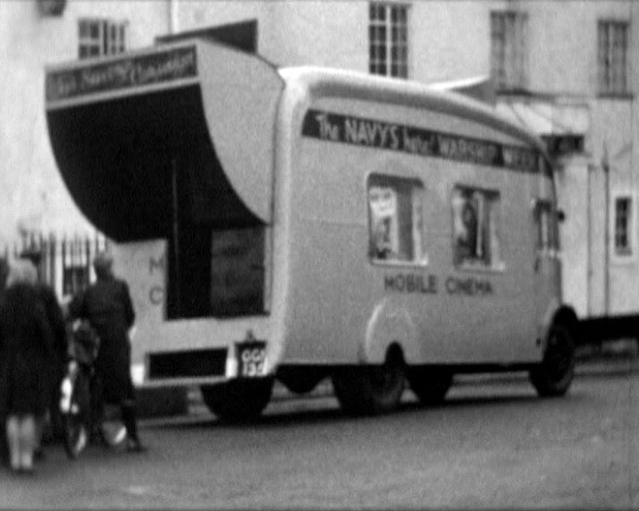 A still from 'Leatherhead Newsreel' (1940-1945)