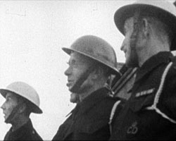 A still from 'Civilians in Uniform' (ca.1946)