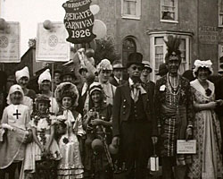 A still from [Reigate Borough Carnival] (1926-1927)
