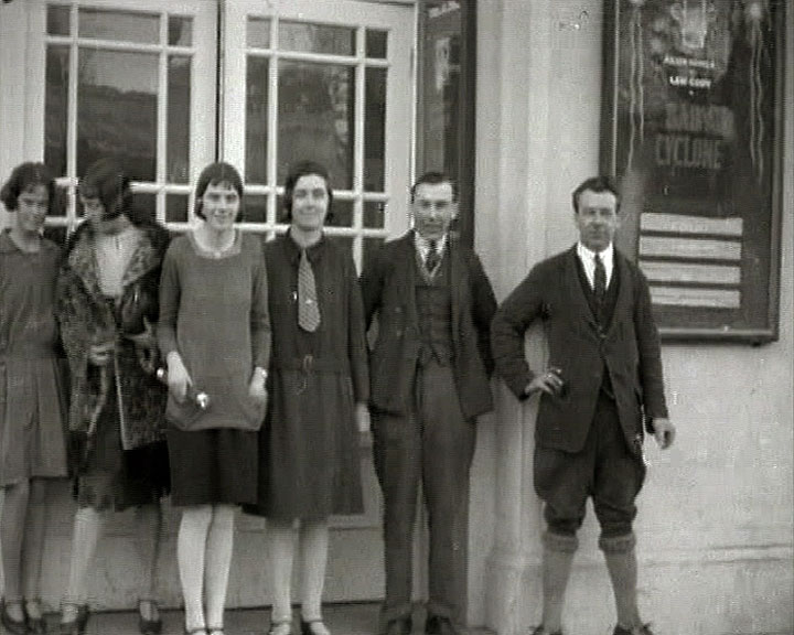 A still from  [The Heath Cinema in Haywards Heath] (ca.1928)