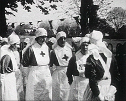 A still from 'Silver Jubilee Celebrations' (1935)