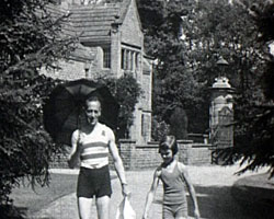 A still from 'Frensham August 1933'