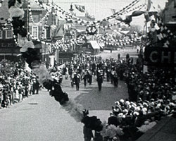 A still from 'Jubilee' (1935)
