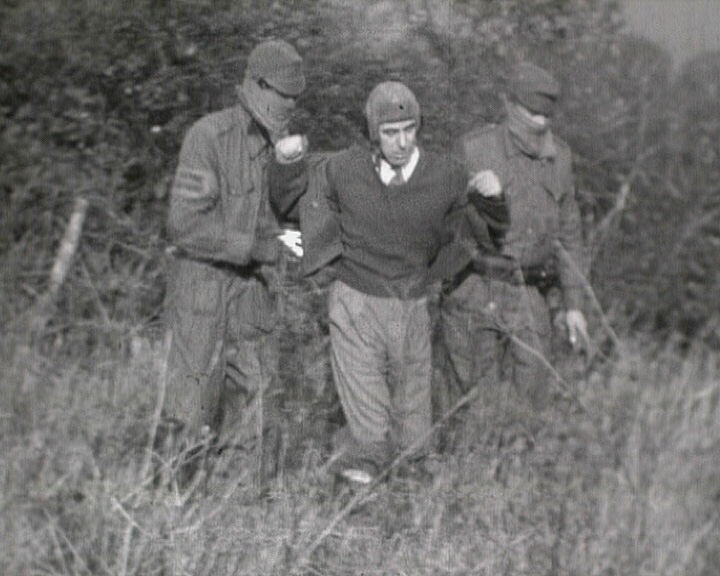 A still from 'West Sussex Home Guard' (1941?)