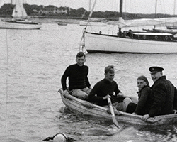 A still from [Lifeboat Launch] (1938)