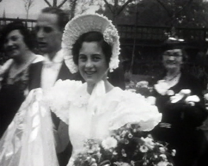 A still from 'The Wedding day' (1930s)