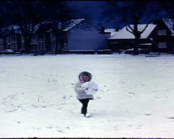 A Still from Christmas 1970