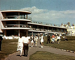 A Still from 'A summer memory of Bexhill-on-Sea' (1960)