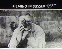 A Still from 'Filming in Sussex' (1955)