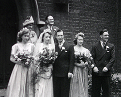 A still from [Weddings and Holidays] (ca.1950s-1960s)