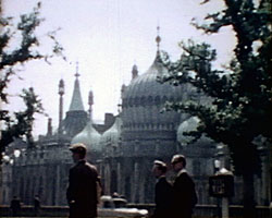 A still from 'Beautiful Brighton and Hove' (1960) - Brighton Pavilion