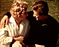 A still from 'Beautiful Brighton and Hove' (1960) - a young couple