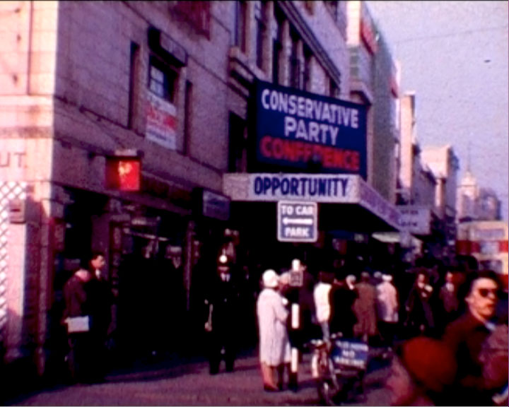 A still taken from the third film in �Looking at Sussex� (ca. 1960s)