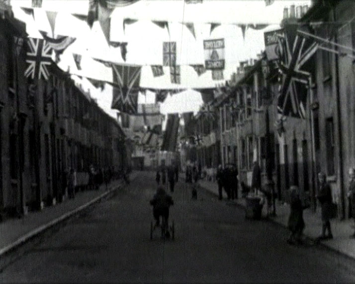 A still from [VE Day Celebrations in Brighton] (1945)