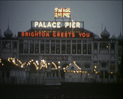 A still of Brighton's Palace Pier