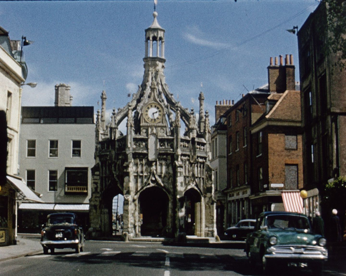 a still from [Chichester Tour] (1962)
