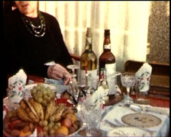 A still image from �Family Holiday; [Outings and Christmas Celebrations]� (ca. 1962)