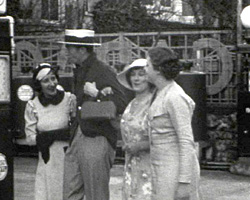 A still from Where Was George? (1936)