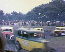 Stock Car Racing at Arlington] (1961)