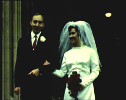 A still from [Terry�s Wedding; Bexley Garden] [1968]