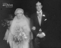 A still from [Stella�s Wedding] (1927)