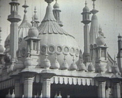 A still from [Brighton Pictures I] (1963-1965?) - Brighton Pavilion