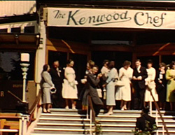 A still from [Trip to the USA, Bangkok and France; Kenwood Company Event] (1953-ca.1960)